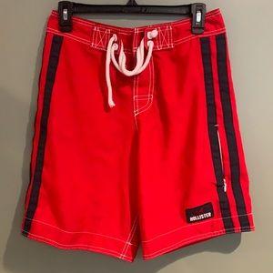 Hollister xs board shorts/ bathing suit/ swimwear